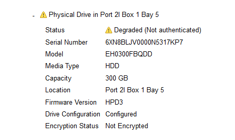 Not authenticated Drive